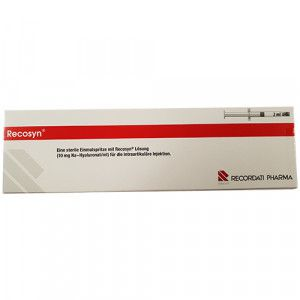 Recosyn® (20 mg/2 ml) Fertigspritzen
