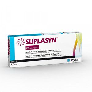 Suplasyn® 20 mg/2 ml Fertigspritzen