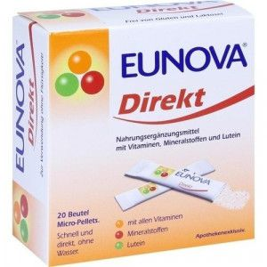 EUNOVA® Direkt Sticks