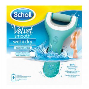 Scholl Velvet Smooth™ Pedi wet & dry Gerät