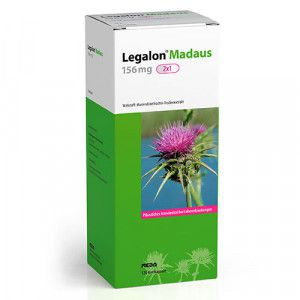 Legalon®  Madaus 156mg
