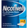 NICOTINELL 21 mg 24 Stunden Pflaster transdermal