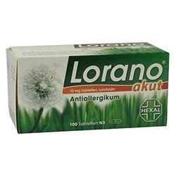 Lorano akut von Hexal