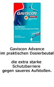 Gaviscon Advance Beutel