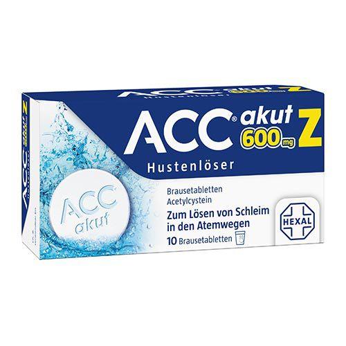 ACC akut 600 Z Hustenlöser Brausetabletten | 03294717