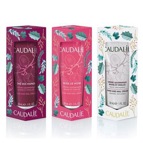 Afbeeldingsresultaat voor Caudalie trio van handcrèmes
